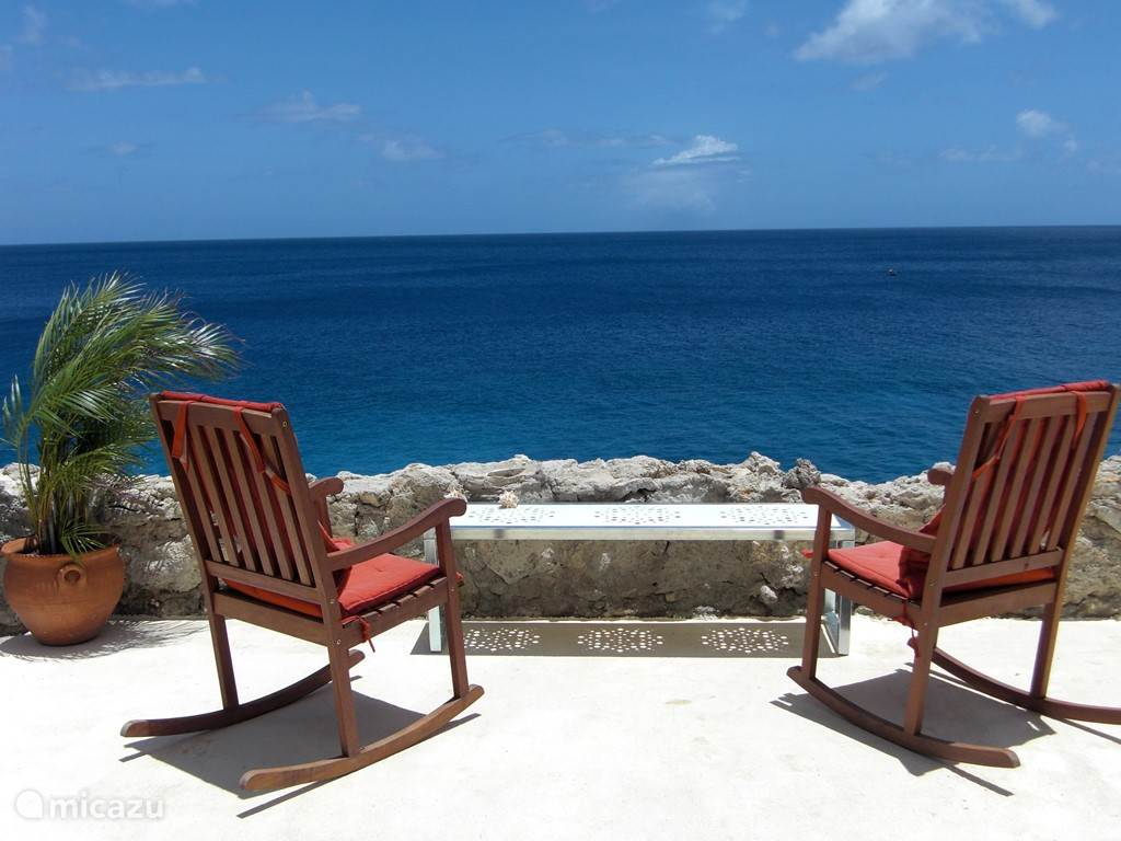 Vacation rental Curaçao, Banda Abou (West), Lagun Holiday house Dolphin Heart House