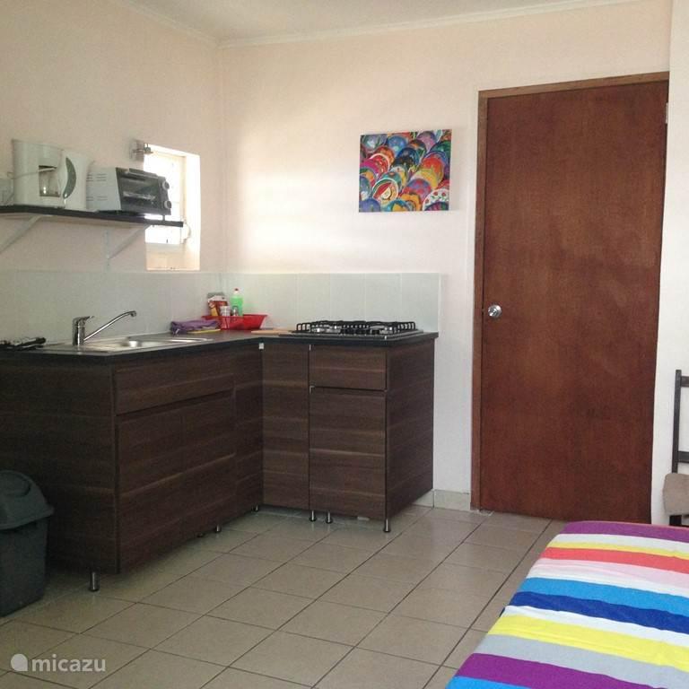 Keuken van studio 2