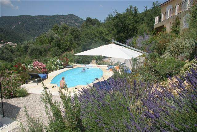 Vacation rental France, Provence, Nyons villa Coeur d` Abricot