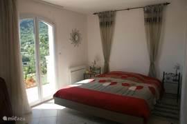 kamer 'cigale' (bed 180cm),terras en privé badkamer