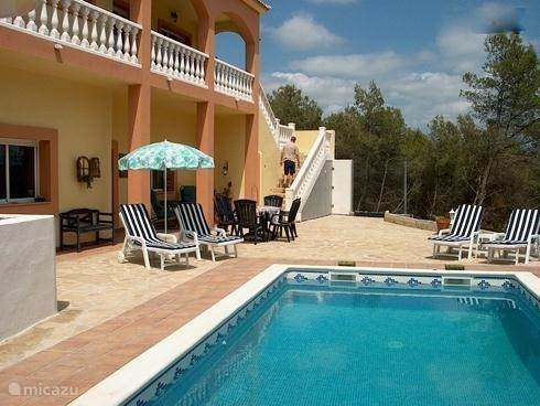Vakantiehuis Spanje, Costa Dorada, Olivella Villa Casa Sanne