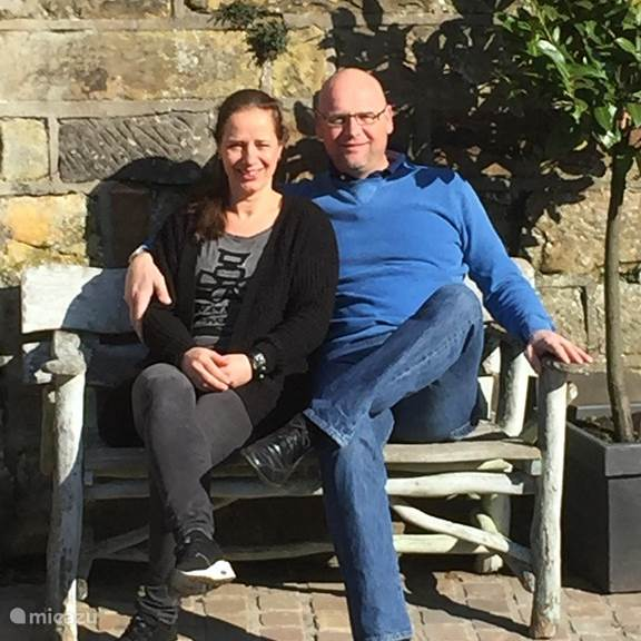 Bram en Sylvia van der Laan