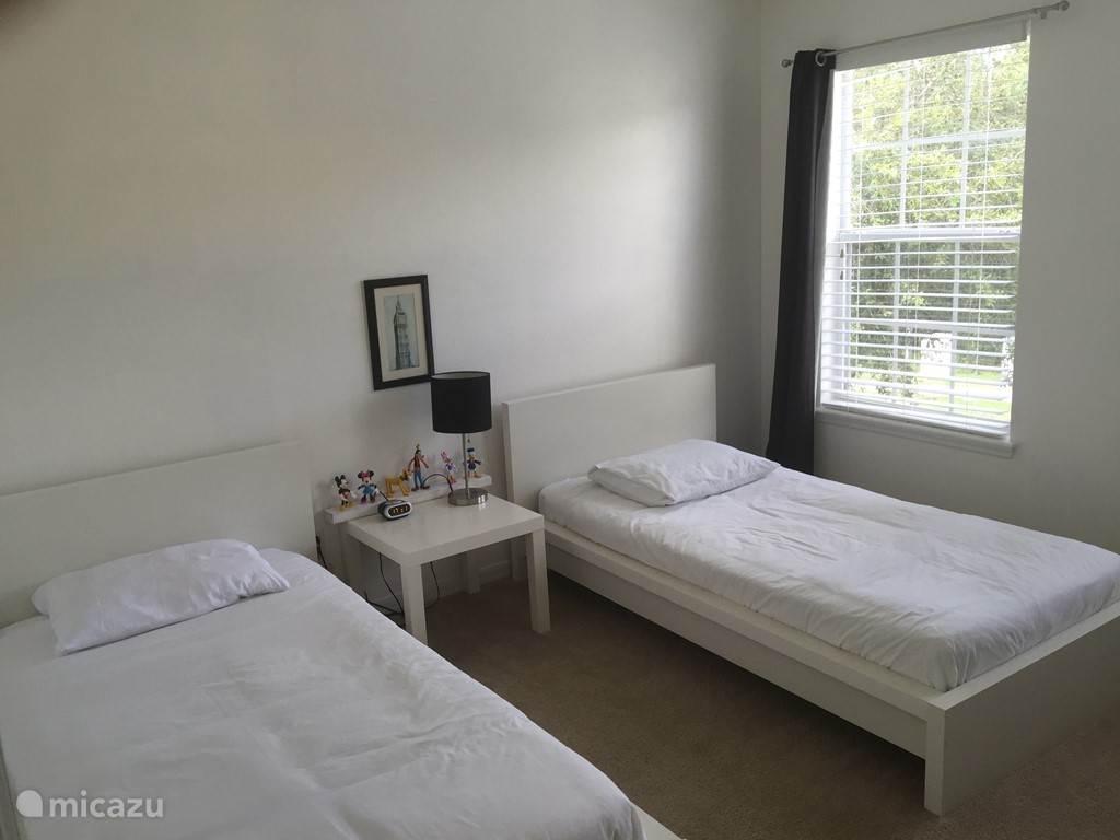 Good Night slaapkamer, 2 eenpersoonsbedden