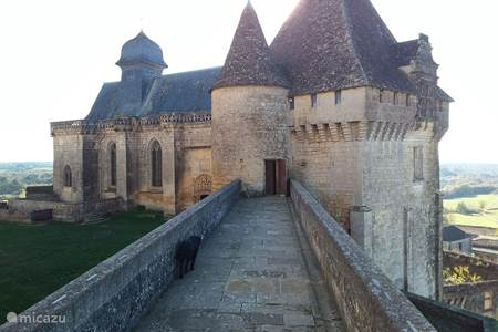 Chateau Biron in Monpazier
