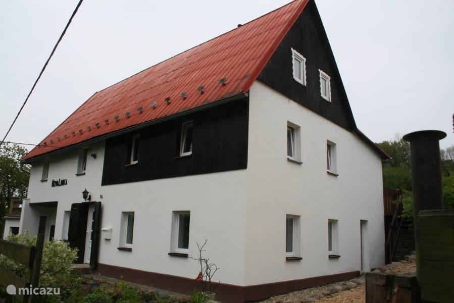 Vakantiehuis Tsjechië, Noord-Bohemen – vakantiehuis Nova Linka
