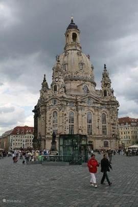 Historisch Dresden is een bezoek waard.