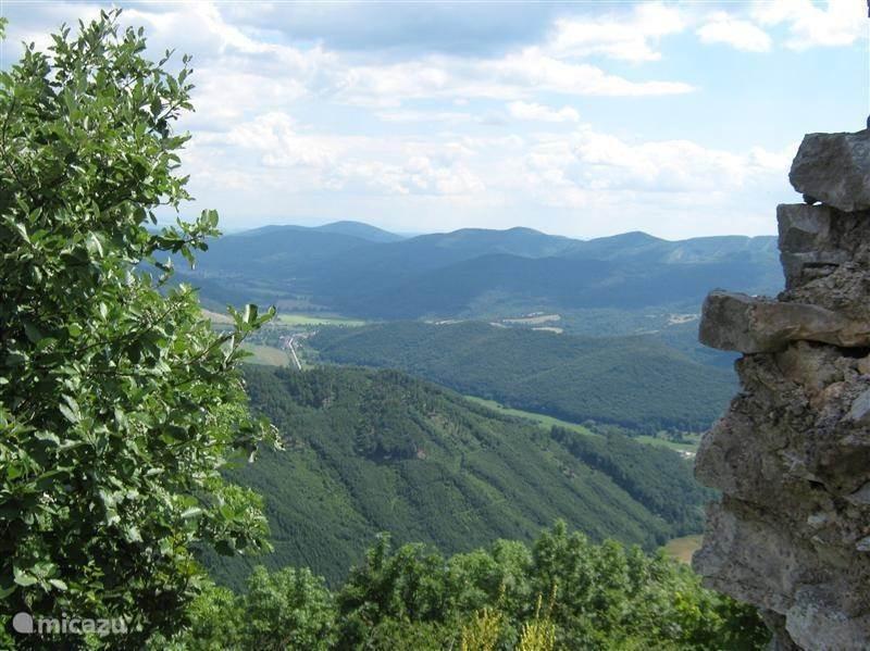 Nationaal park 'Muránska Planina'