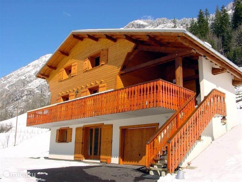 Vakantiehuis Frankrijk, Haute-Savoie, La Chapelle-d'Abondance Appartement Villa Belle Vue