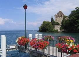 Yvoir . Prachtige middeleeuwse havenplaats .