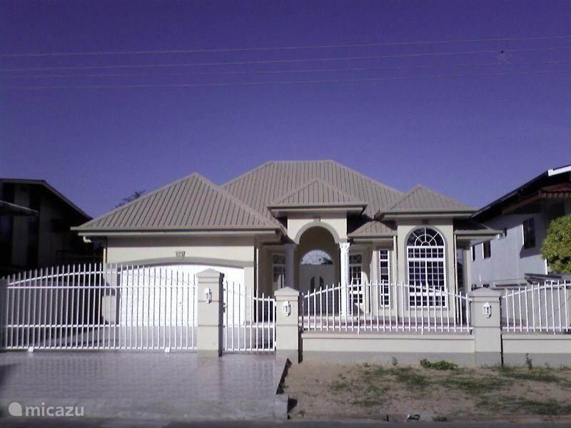 Vakantiehuis Suriname – villa Villa Zonnehof