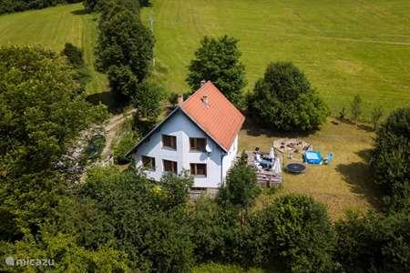 Vakantiehuis Slowakije – vakantiehuis 14p, Wifi, Saunas, Smart TV, Natuur
