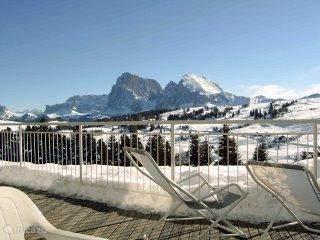 Vacation rental Italy, Dolomites, Seiseralm Apartment Seiseralm