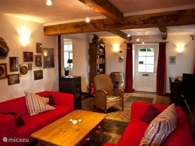 Vacation rental Belgium, Ardennes, Verlaine-Sur-Ourthe terraced house Le vieux Tribunal