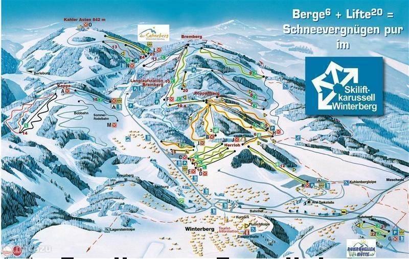 Alle Informationen rund um Winterberg
