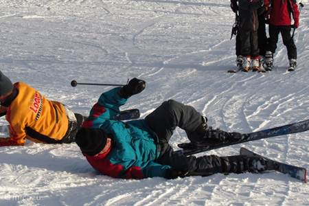 Skigebiet Postwiese (Deutsche Sprache)