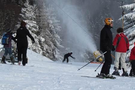 Skigebied Postwiese