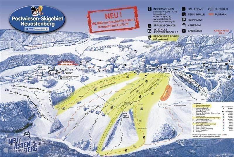 Parkplatz am Skilift