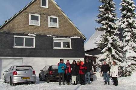 Vakantiehuis Duitsland, Sauerland, Winterberg – vakantiehuis 12 pers. vakantiehuis Der Steinbock