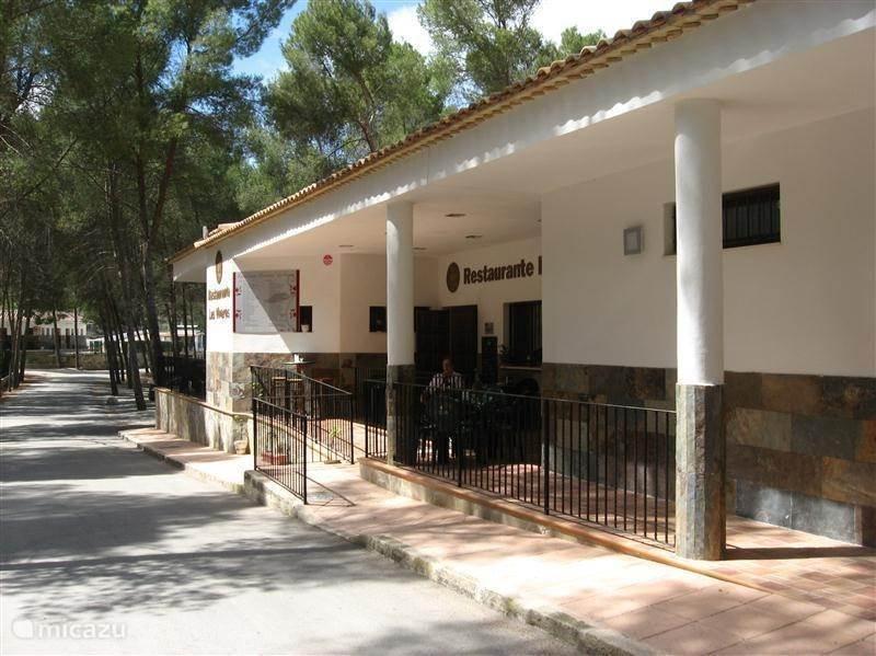 Een aanrader om te gaan eten: Restaurant Los Viveros