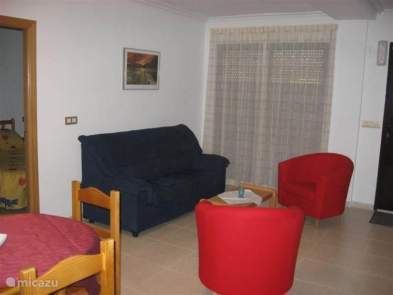 Vakantiehuis Spanje, Costa Blanca, Calasparra Appartement Casa La Cañada