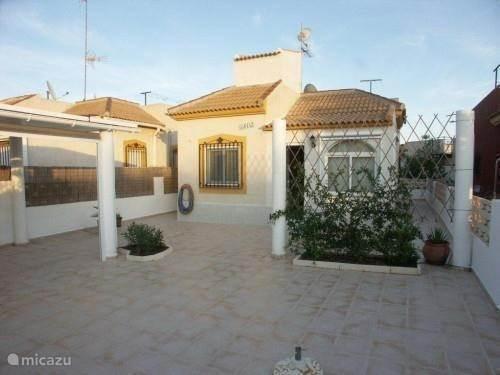 Vakantiehuis Spanje, Costa Blanca, Torrevieja villa GADJAZ