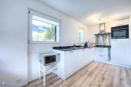 Moderne luxe Keuken bovenwoning