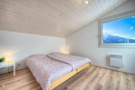 Slaapkamer 1 bovenwoning