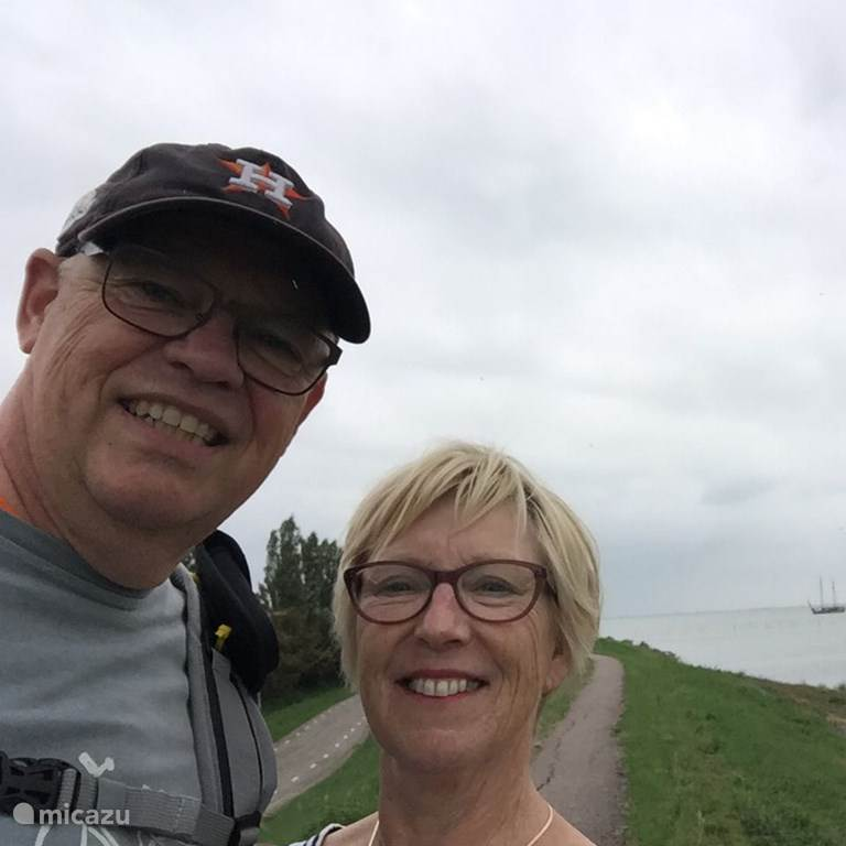 Jaap en Yvonne Huurnink