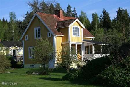 Vacation rental Sweden – holiday house The Esp