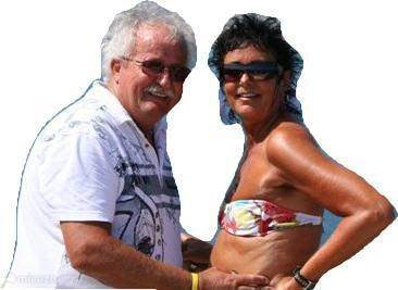 Sylvie en Henny Bosboom