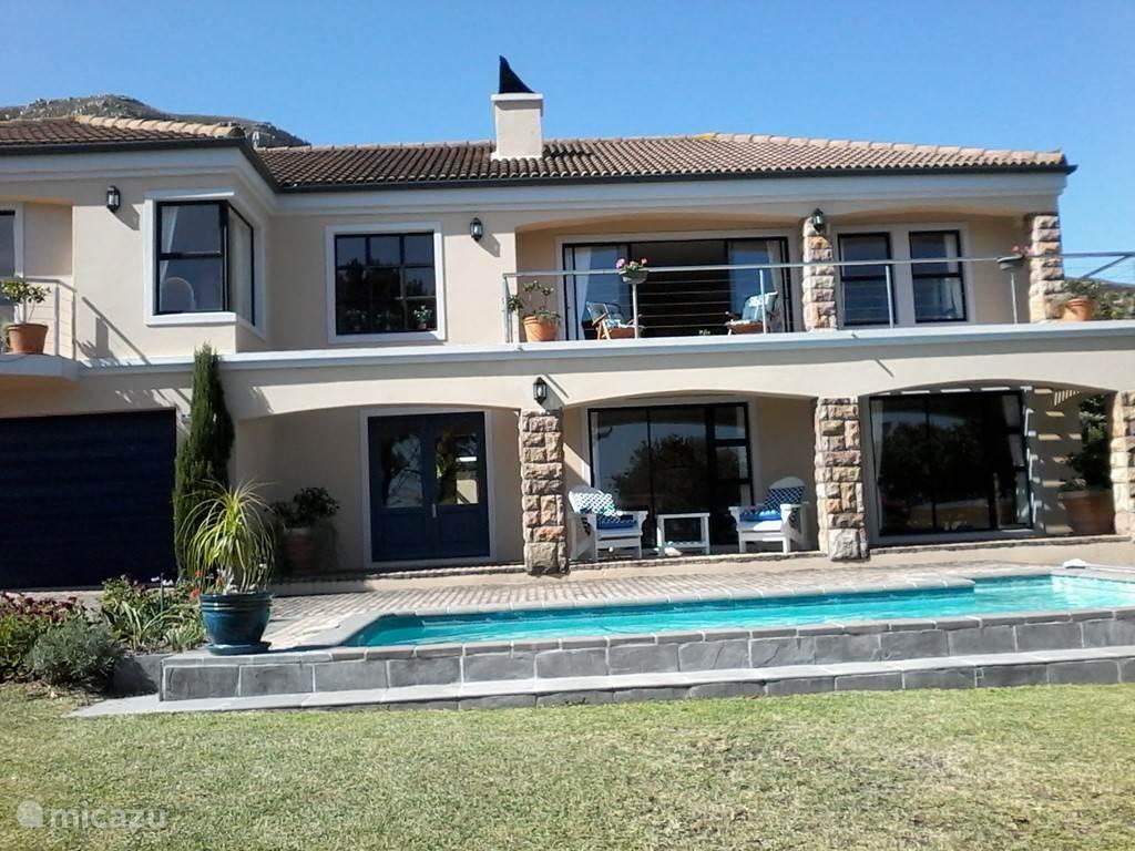 Vacation rental South Africa – villa Villa Hermanus