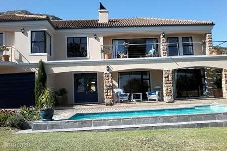 Vakantiehuis Zuid-Afrika – villa Villa Hermanus