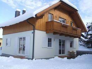 Chalet and apartment