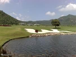 golfbaan op 4 km blackmountain