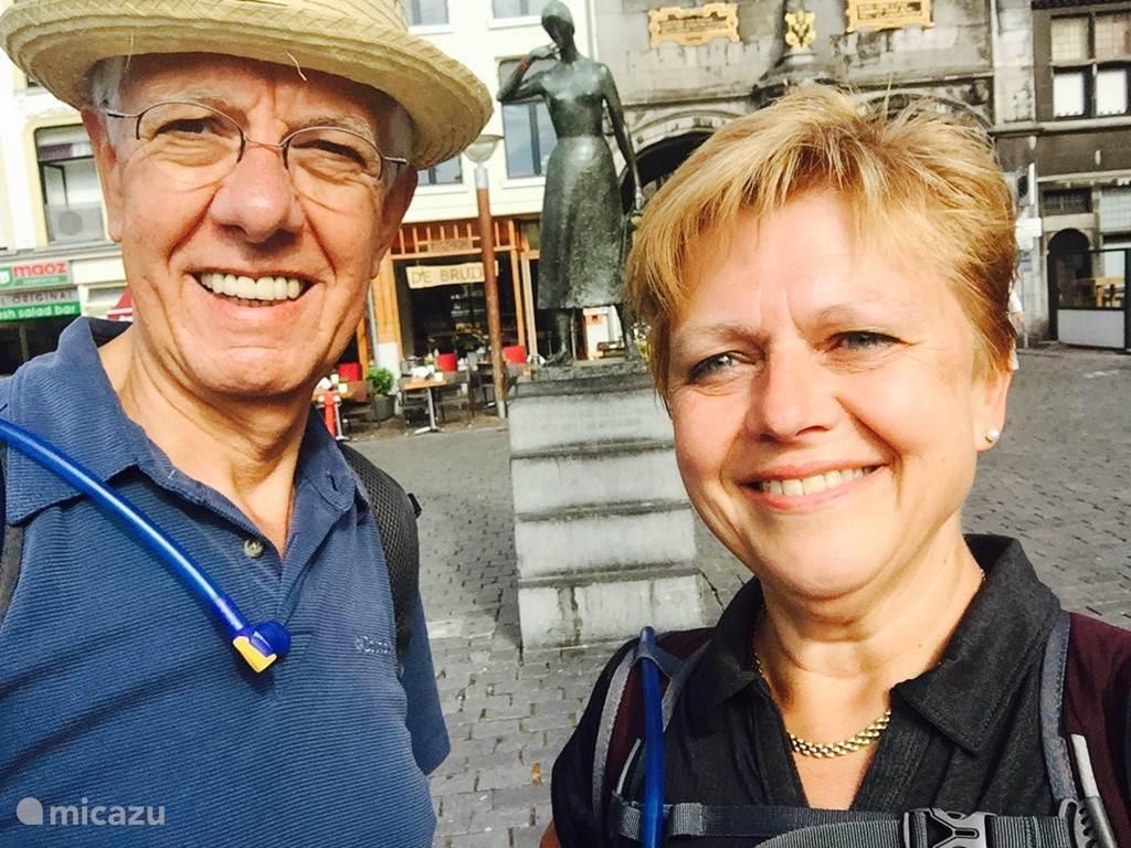 Piet en Lia Giesbers De Braal