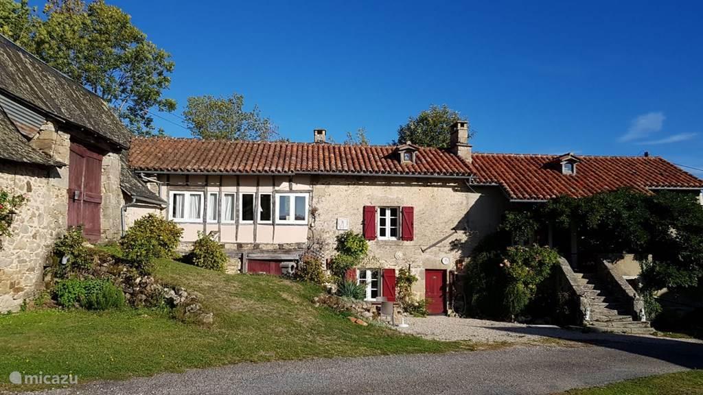 Vakantiehuis Frankrijk, Lot, Sousceyrac boerderij Le Carrefour