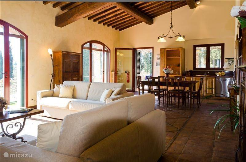 Vakantiehuis Italië, Toscane – appartement Atelier 1