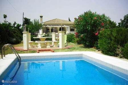 Vakantiehuis Spanje, Costa de la Luz – villa Villa Indegloria