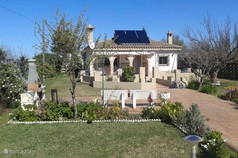 Vakantiehuis Spanje, Costa de la Luz, Chiclana de la Frontera Villa Villa Indegloria