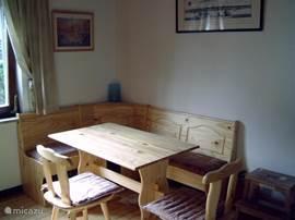 Gezellige woonkeuken