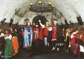 Riddermaal in de Reichsburg