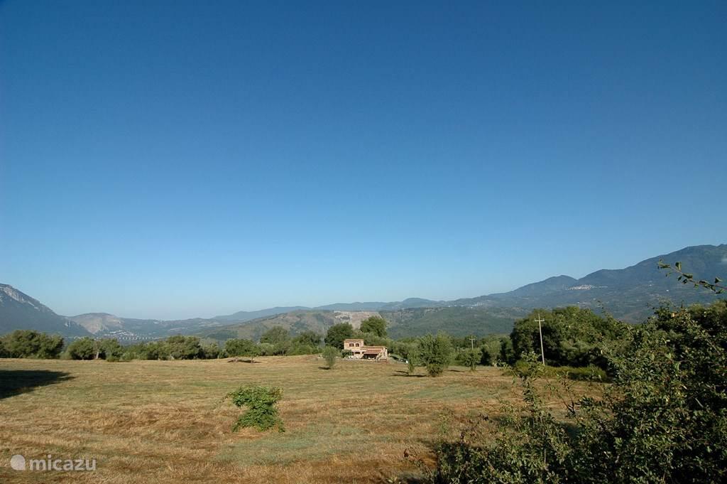 Vakantiehuis Italië, Campanië, Roccagliosa Villa Valle degli Olivi