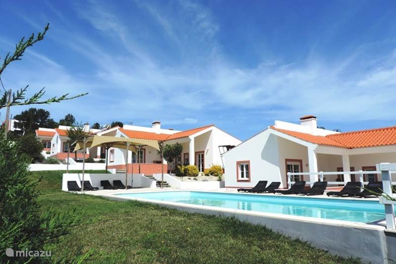 Vakantiehuis Portugal, Costa de Prata, Junqueira Vakantiehuis Casas Fruta - Casa Pêra