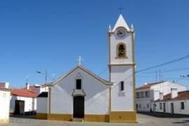 Kerkje in de Alentejo