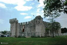 Kamerlengo fort in Trogir