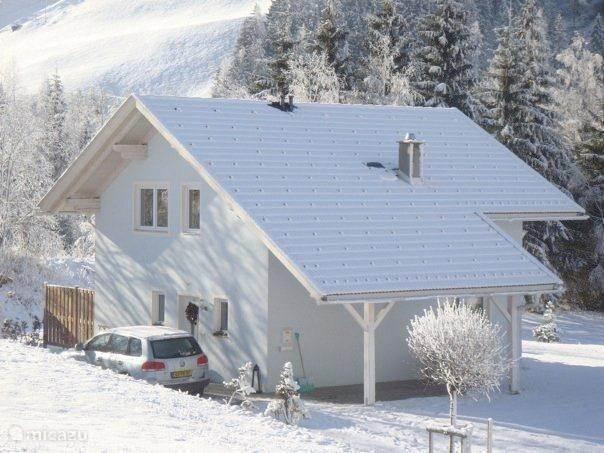Vakantiehuis Oostenrijk, Karinthië, Grosskirchheim villa Vakantiewoning Döllach