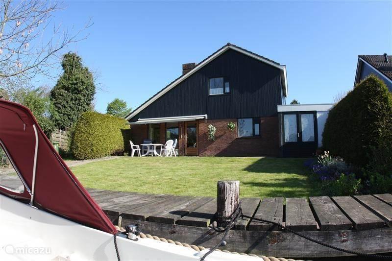 Vakantiehuis Nederland, Friesland, Workum bungalow de Wulp