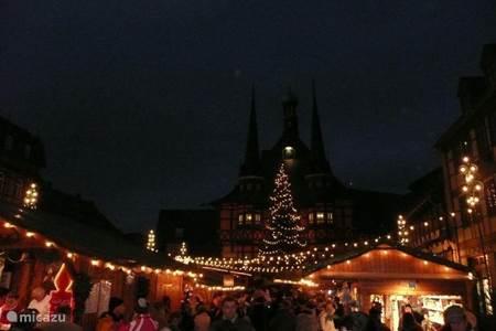 Kerstmarkt in Wernigerode