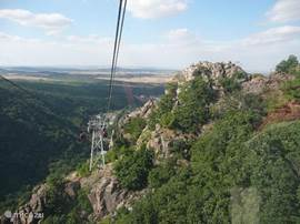 Cableway in Thale