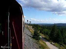 Steam Train to Brocken